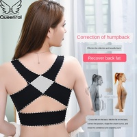 Dropshipping Bras For Women Posture Corrector Seamless Push Up Shockproof Sports Support Fitness Vest Underwear Corset Back Bra 1