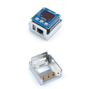 Image 5 - Nanopi NEO2 جميع طقم أغطية معدنية من الألومنيوم مع شاشة أوبونتو OLED