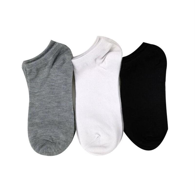 2019 Men's Cotton Socks New Styles 1 Pairs / Lot Black Business Men Socks Breathable Autumn Winter For Male Socks