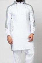 Abaya Dubai — Vêtement jubba pour hommes, tenues islamiques arabes, habits musulmans à manches longues, long tunic Kaftan, arabie saoudite