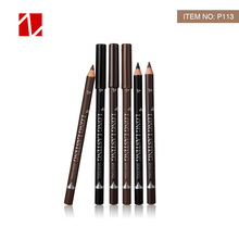 MENOW P113 12 adet Eyeliner kalem kadınlar için su geçirmez ter geçirmez kalıcı kaş Eyeliner kalemler makyaj araçları kolay renk