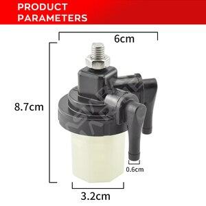 Топливный фильтр для Yamaha подвесной лодочный мотор сепаратор воды 9.9hp 15hp 20hp 25hp 30hp 40hp части морского двигателя 61N 24560 00|Лодочный мотор|   | АлиЭкспресс