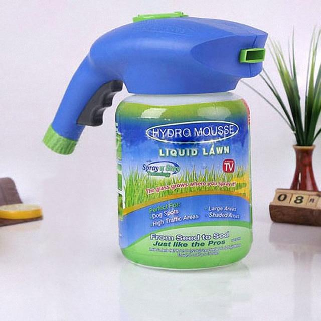 Professional Garden Hydro Liquid Sprayer Mousse Household Hydro Seeding System Lawn Spray Device Grass Lawn Care Garden Tools 1
