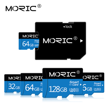 Free adapter Micro SD class 10 Mini TF card memory card 64GB 128GB 256GB 4GB 8GB 16GB 32GB cartao de memoria image