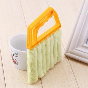 Image 2 - منظف ناعم ستارة فينيسية منظف مكيف هواء منفضة تنظيف فرشاة غسل مُنظف نوافذ أدوات تنظيف منزلية
