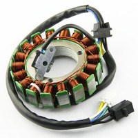 Motorcycle Stator Coil For Arctic Cat 3430 058 TRV ATV 400/500 TBX 500 FIS 4X4 MANUAL AUTOMATIC TRANSMISSION