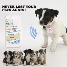 Traqueur intelligent de GPS de Bluetooth de conception de griffe pour le sac de portefeuille d'enfant d'animal de compagnie
