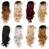 Perruque cheveux longs synthétiques haute qualité 2