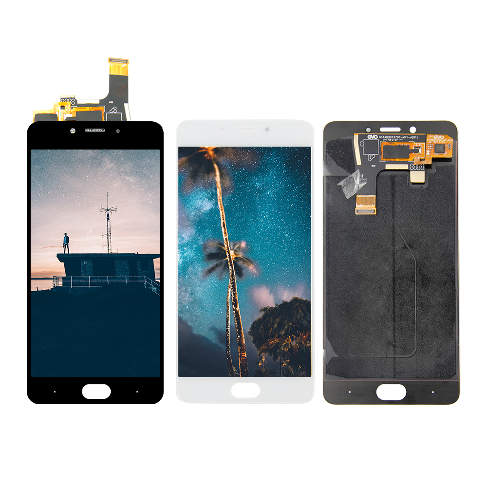 """5.5"""" LCD Display For ZTE Nubia N2 NX575J LCD Display Touch Screen Digitizer Glass Panel Assembly + Free Tools(China)"""