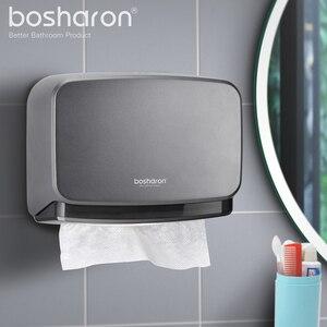 Image 1 - נייר מגבת Dispenser קיר רכוב רקמות מחזיק ומכופלים נייר מגבת מכשירי עבור משרד בית מטבח מסחרי אמבטיה
