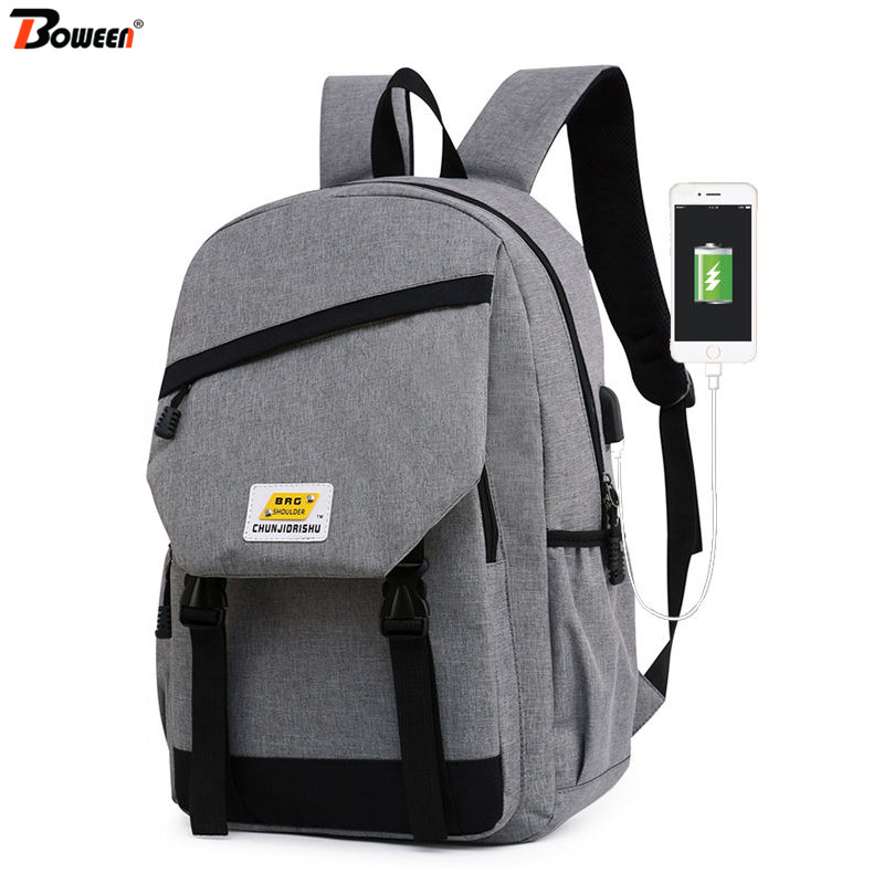 Large Capacity School Backpacks For Teen Boys Middle High School Bags For Teenage College Men Bagpack Usb Oxford Bookbags Big
