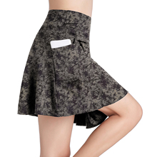 Tennis-Skirt Skort Running Women EAST HONG with Pocket Athletic Active