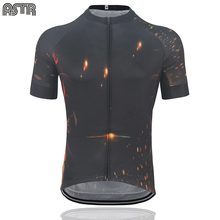 2019 Cycling Jersey flaming Phenix Top Quality Summer MTB Bicycle Wear Clothing Maillot Ropa Ciclismo Racing Bike Clothe