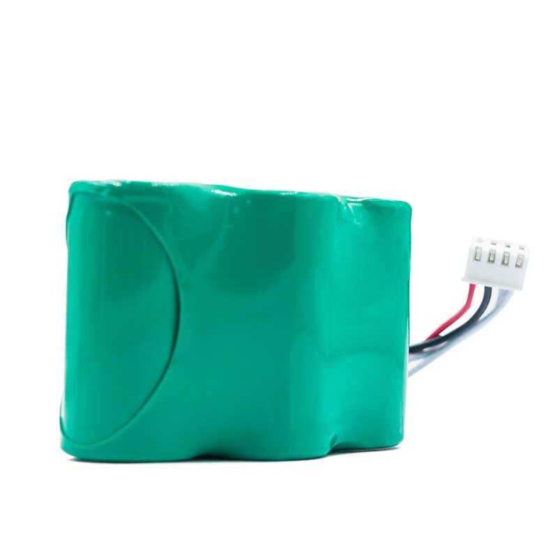 2 шт. 3500 мАч 6V Очиститель Батарея Для Ecovacs deebot TBD 71 deebot 710 720 730 760 Ecovacs CEN530 CEN630 CEN680