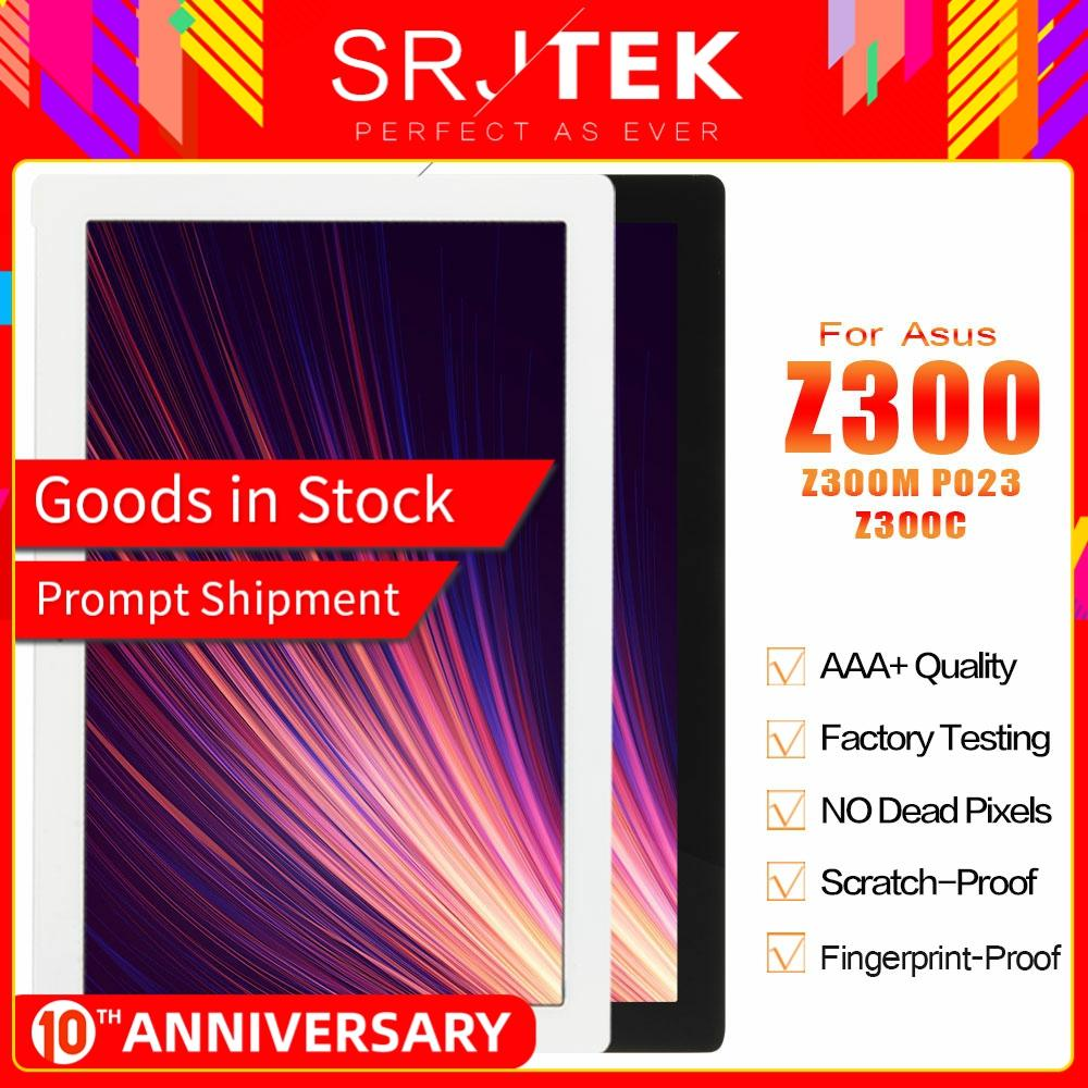 Assembly For Asus ZenPad 10 ZenPad Z300 Z300M P023 Z300C P00C LCD Display Matrix Touch Screen Digitizer Panel Sensor Tablet PC Tablet LCDs & Panels     - title=