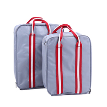 BELLELIFE Polyester WOMEN Luggage Bag Organizer Travel Bags Hand Luggage Duffle Bags Packing Cubes Weekend Storage Organizer