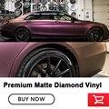 プレミアムシリーズマットダイヤモンド夜ブラウン赤ビニールラップシリーズ保証品質ダイヤモンドスーパー接着剤