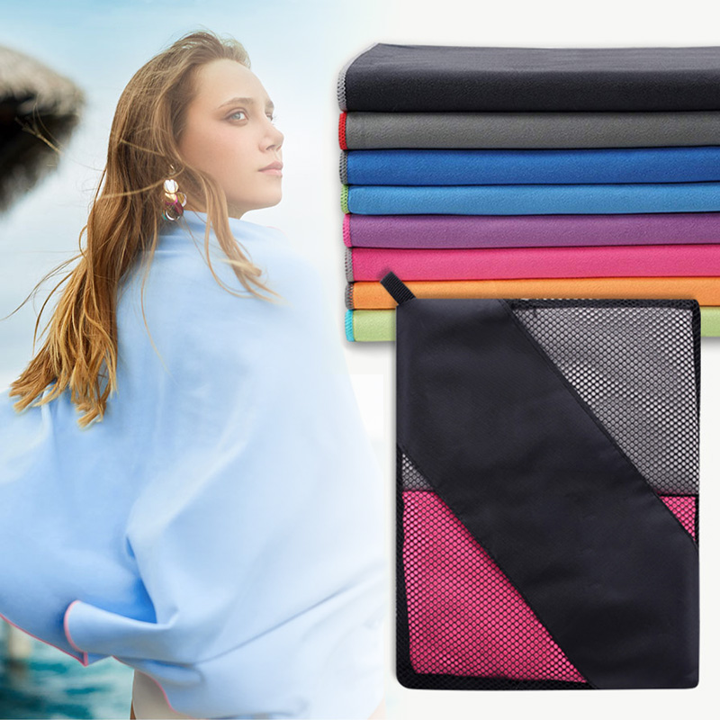 Compact Micro Fiber Towels Camping Towel Gym Towel Sports Towel Beach Towel