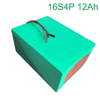 60V 90Ah 16S30P 18650 Li-ion Battery electric two Three wheeled motorcycle bicycle  ebike 310*335*170mm