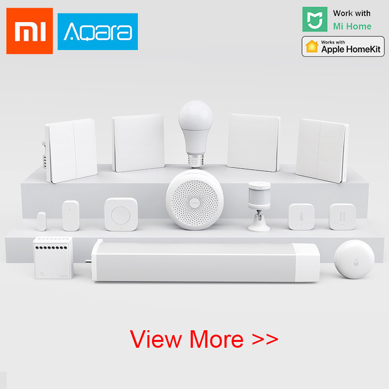 aqara smart home kit