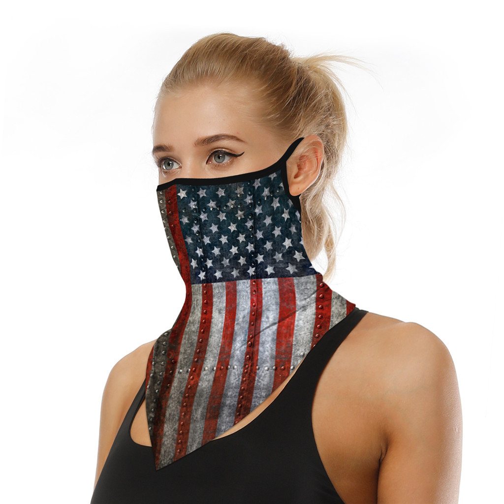 Hc38375c6f6094a439f3955a0292c7ee4G Outdoor Camouflage Print Seamless Ear Face Cover Sports Washable Scarf Neck Tube Face Dust Riding Facemask Windproof Bandana