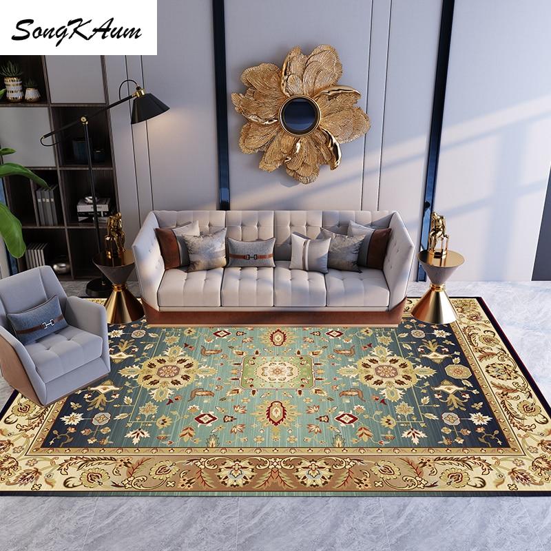 Большие фланелевые коврики songkaumexs с листьями, детские Нескользящие татами, Настраиваемые коврики, домашний ковер для спальни