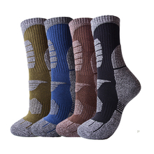 Men Outdoor Sportswear winter Socks Thick Towel Bottom Skiing Socks Protect ankle Hiking Walking Athletic Keep warm Sports Socks men outdoor sportswear winter socks thick towel bottom skiing socks protect ankle hiking walking athletic keep warm sports socks