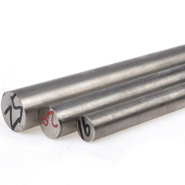 1 pcs Titanium Grade 5 Rod Round Bar OD 32mm Length 300mm