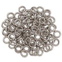 4000 шт 3 мм 4 5 6 7 8 10 Нержавеющаясталь открытые кольца