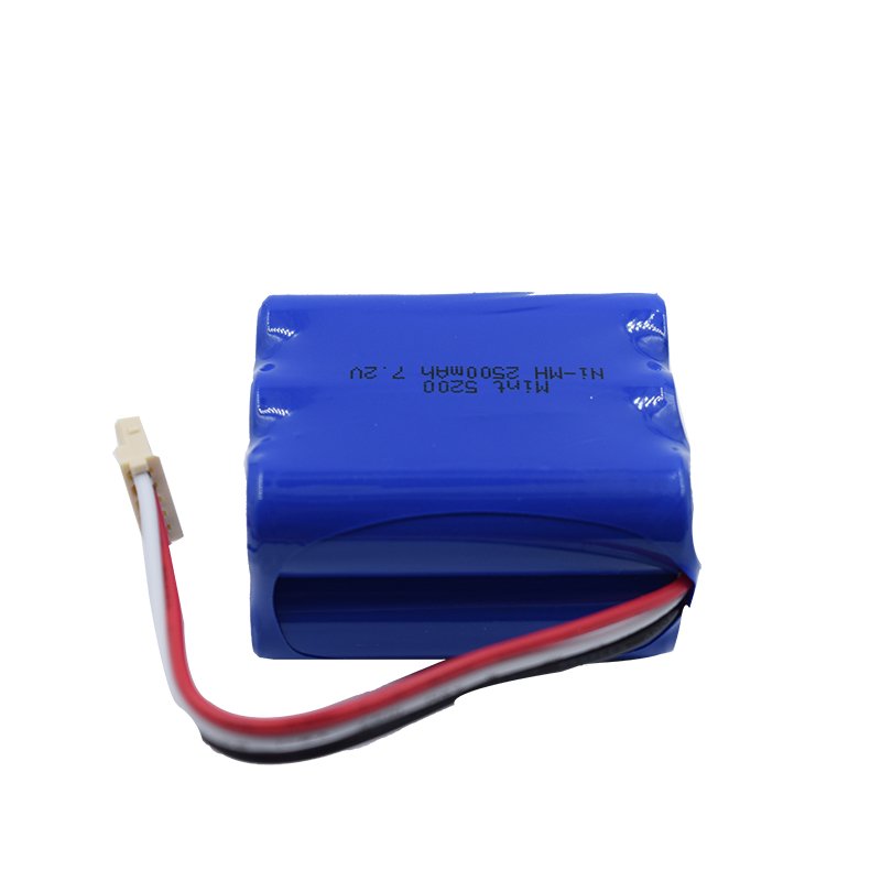<font><b>7.2</b></font> <font><b>V</b></font> <font><b>battery</b></font> NIMH 2500 mah for vacuum cleaner High quality robot rechargeable <font><b>battery</b></font> for irobot 380 mint5200 5200c 380 t, etc image