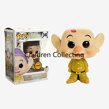 Dopey Funko Pop Disney Snow White and The Seven Dwarfs Limited Edition 10cm Vinyl Action Figure Collection Model Toys for Gifts 1