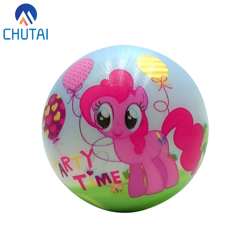 Random Color Kawaii Unicorn Color Printing Squishy Rebound Squeeze Toys Baby Kids Grownups Stress Relief Toys 7*7 CM