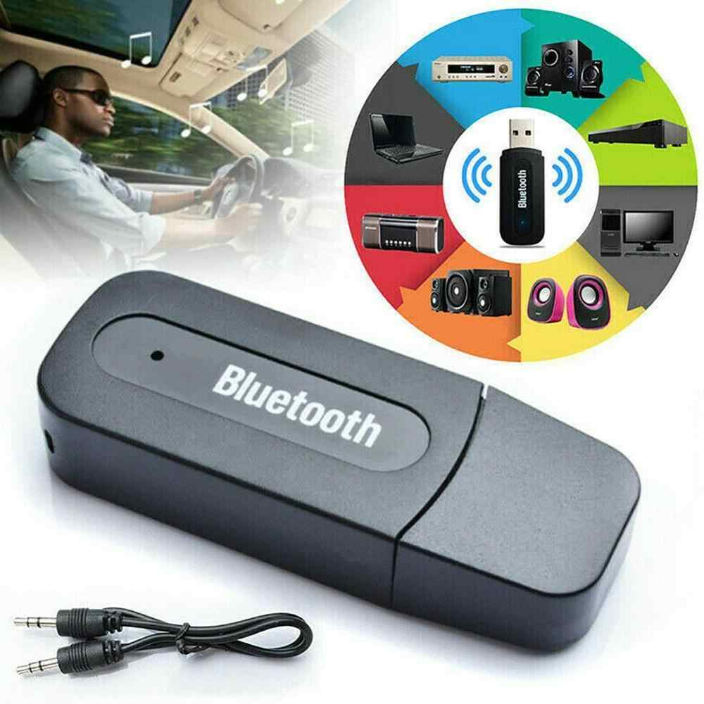 Universal USB Mobil Bluetooth AUX Audio Receiver Untuk BMW E46 E60 Ford Focus 2 Kuga Mazda 3 CX-5 VW POLO golf 4 5 6 Jetta Passat