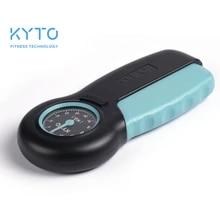 KYTO Hand Dynamometer Grip Power Strength Meter Hand Force Power 121lb / 55kg