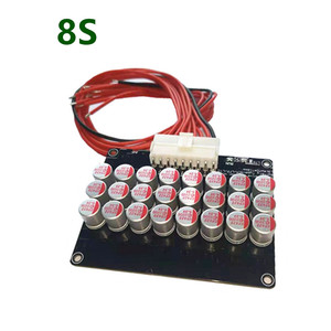 Image 5 - 3S 4S 5S 6S 7S 8S 14S 21S 5A Active Equalizer Balancer Lifepo4 Lithium Lipo LTO Battery Energy active equalization Fit Capacitor