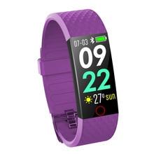 New Intelligent Bracelet 2019 Fashion Smart watch Sports Running Bracelet Heart Rate Sleep Meter Waterproof Gift Care for health все цены