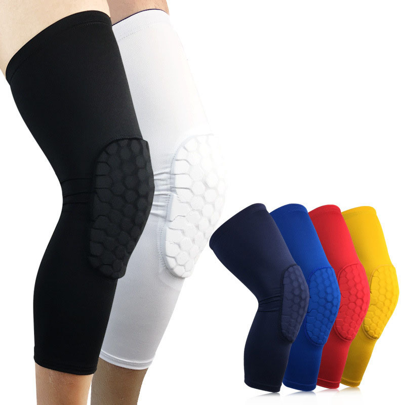 DreamHunter Knee Pads Running Basketball for Men /& Women Sport Protection Crashproof Protective Gear 1 Pair Honeycomb Knee Pads Compression Breathable Knee Sleeve Knee Support for Sports