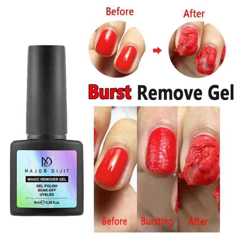8 Ml Nail Gel Polish Remover Gel Soak Off Remover Nagellak Verwijderen Primer Acryl Schoon Ontvetter Voor Nail Art lak TSLM1
