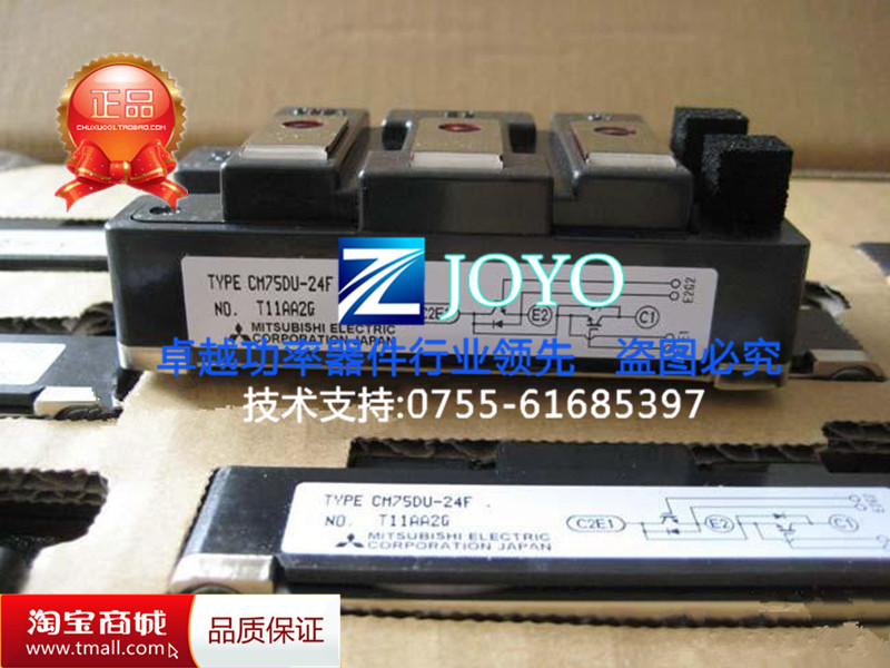 CM75DU-24F Power Module Quality Assurance--ZYQJ