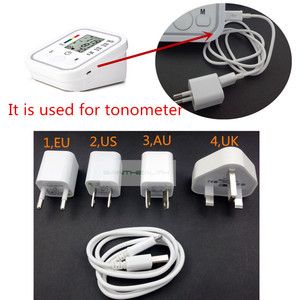 Image 5 - Equipamento médico tonômetro digital braço superior tensor monitor de pressão arterial medidor medição dispositivo medidor arterial bpmonitor