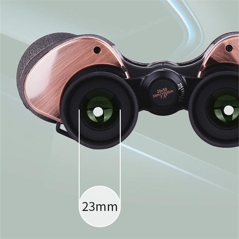 Купить 20x50 мощный бинокль телескоп ночного видения астрономический