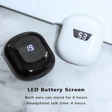 BOHM B55 TWS inalámbricos auricular Mini Bluetooth 5,0 auriculares Sport auriculares con caja de carga para xiaomi samsung oppo teléfono inteligente