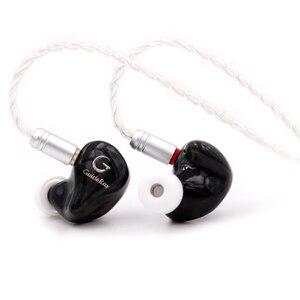 Image 1 - GuideRay GR i Series DD+BA Hybrid HiFi in Ear Earphones with 0.78mm Cable GR i18 /GR i58/GR i68