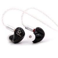 GuideRay GR i Series DD+BA Hybrid HiFi in Ear Earphones with 0.78mm Cable GR i18 /GR i58/GR i68