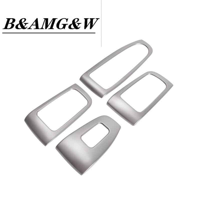 Car Styling Window Lifter Control Frame Switch Decor Armrest Panel Trim For <font><b>Mercedes</b></font> Benz <font><b>S</b></font> <font><b>Class</b></font> <font><b>W222</b></font> Interior Auto Accessories image