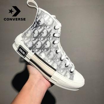 Dior-zapatos Converse Chuck all star para hombre y mujer, zapatillas masculinas antideslizantes...