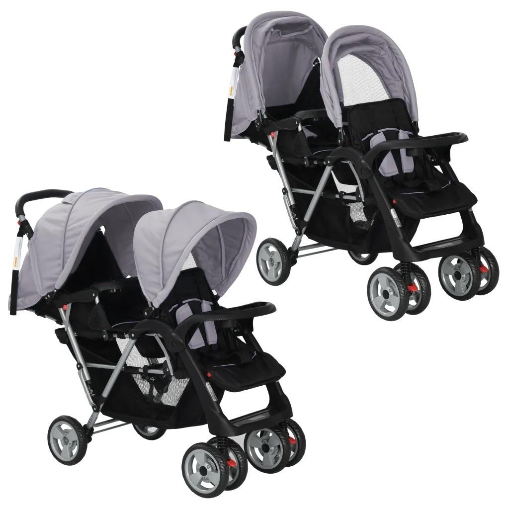 Baby Stroller High Landscape Stroller Folding Carriage Gold Baby Stroller Newborn Stroller Baby Carriage V3