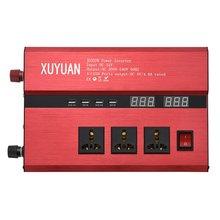 цена на 10000W Solar Inverter USB LED Display AC/DC Sine Wave Converter3000W/4000W/5000W Solar Power Inverter LED Sine Wave Converter