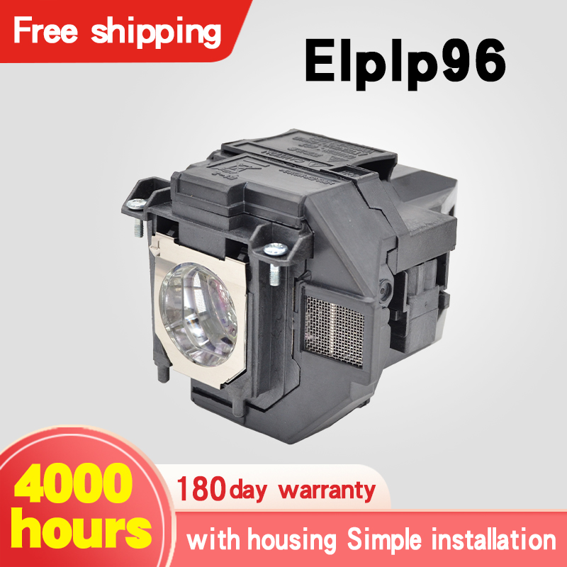 ELPLP96 Replacement Lamp Projector For Pro EX9210 EX9220 POWERLITE 107 108 109W 970 EH-TW5600 EX5260 S39 W39 X39