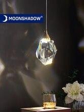 Подвесные светильники moonshadow для спальни светодиодная полностью